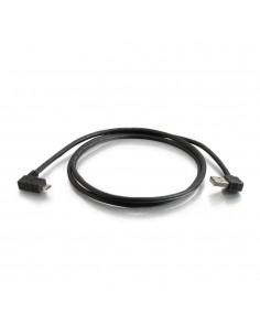 C2G 81706 USB cable 3 m 2.0 A Micro-USB B Black C2g 81706 - 1