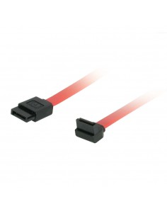 C2G 0.5m 180deg to 90deg Right Angle Serial ATA (SATA) Cable C2g 81824 - 1