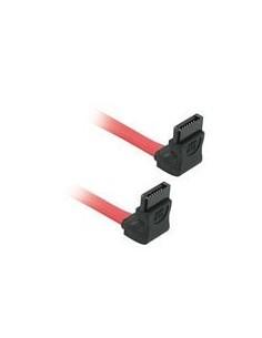 C2G 0.5m 7-pin SATA Cable SATA-kablar 0.5 m Röd C2g 81826 - 1