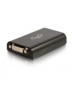 C2G 81931 cable gender changer USB 3.0 Micro-B DVI-D Musta C2g 81931 - 1