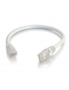 C2G CAT6 UTP 0.3m nätverkskablar Vit 0.3 m U/UTP (UTP) C2g 83484 - 1