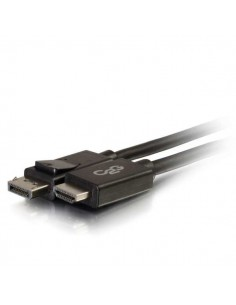 C2G 2m DisplayPort to HDMI Adapter Cable - Black C2g 84326 - 1