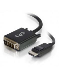 C2G 84329 videokabeladapter 2 m DisplayPort DVI-D Svart C2g 84329 - 1