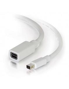 C2G 2m Mini DisplayPort Extension Cable M/F - White C2g 84414 - 1