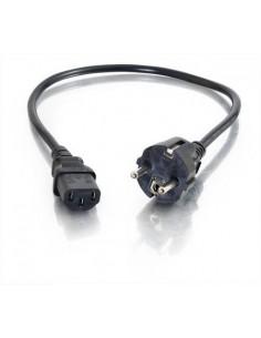 C2G 10m Power Cable Svart C2g 88547 - 1