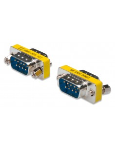ASSMANN Electronic D-Sub9 M/M D-Sub 9p Hopea Assmann AK-610505-000-I - 1