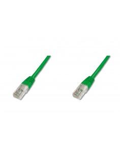 Digitus Premium CAT 5e U-UTP networking cable Green 5 m Cat5e U/UTP (UTP) Assmann DK-1511-050/G - 1