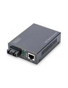 Digitus DN-82160 verkon mediamuunnin 1000 Mbit/s 1310 nm Yksittäistila Musta Assmann DN-82160 - 1