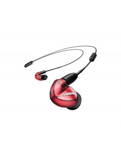 Shure SE535 Kuulokkeet In-ear 3.5 mm liitin Bluetooth Musta, Punainen Shure SE535LTD+BT2-EFS - 1