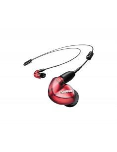 Shure SE535 Kuulokkeet In-ear 3.5 mm liitin Musta, Punainen Shure SE535LTD+UNI-EFS - 1