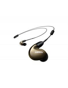 Shure SE846 Headset In-ear 3.5 mm connector Bluetooth Black, Bronze Shure SE846-BNZ+BT2-EF - 1