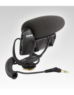 Shure VP83 microphone Black Digital camera Shure VP83 - 1