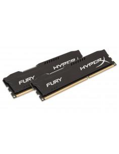 HyperX FURY Black 8GB 1866MHz DDR3 muistimoduuli 2 x 4 GB Kingston HX318C10FBK2/8 - 1