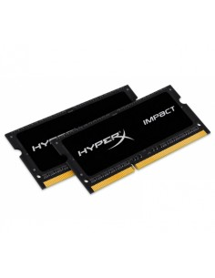 HyperX 8GB DDR3L-1866 muistimoduuli 2 x 4 GB 1866 MHz Kingston HX318LS11IBK2/8 - 1