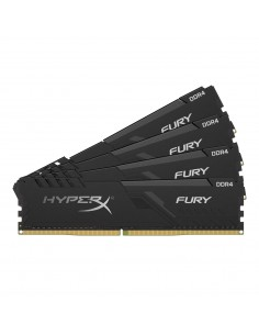 HyperX FURY HX434C16FB3K4/64 muistimoduuli 64 GB 4 x 16 DDR4 3466 MHz Kingston HX434C16FB3K4/64 - 1