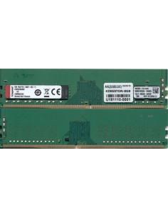 Kingston Technology KSM24ES8/8ME muistimoduuli 8 GB 1 x DDR4 2400 MHz ECC Kingston KSM24ES8/8ME - 1