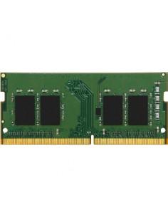 Kingston Technology ValueRAM KVR24S17S6/4BK muistimoduuli 4 GB 1 x DDR4 2400 MHz Kingston KVR24S17S6/4BK - 1