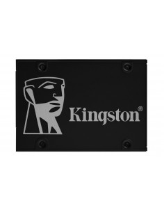 "Kingston Technology KC600 2.5"" 1024 GB Serial ATA III 3D TLC Kingston SKC600B/1024G - 1"