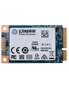 Kingston Technology UV500 mSATA 120 GB Serial ATA III 3D TLC Kingston SUV500MS/120G - 1