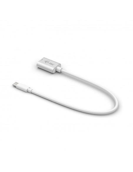 i-tec C31ADA USB-kaapeli 0.2 m USB 3.2 Gen 2 (3.1 2) C A Valkoinen I-tec Accessories C31ADA - 2