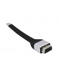i-tec USB-C Flat VGA Adapter 1920 x 1080p/60 Hz I-tec Accessories C31FLATVGA60HZ - 1