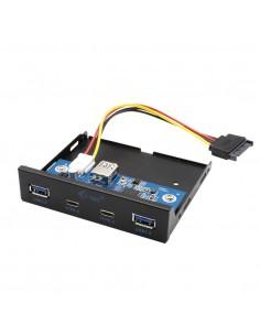 i-tec USB-C / USB 3.0 Internal Front panel I-tec Accessories U3CEXTEND22 - 1