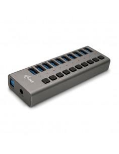 i-tec USB 3.0 Charging HUB 10 port + Power Adapter 48 W I-tec Accessories U3CHARGEHUB10 - 1