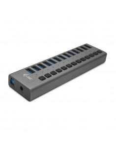i-tec USB 3.0 Charging HUB 13port + Power Adapter 60 W I-tec Accessories U3CHARGEHUB13 - 1