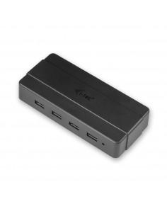 i-tec U3HUB445 keskitin USB 3.2 Gen 1 (3.1 1) Type-B 5000 Mbit/s Musta I-tec Accessories U3HUB445 - 1