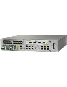 Cisco ASR 9001 langallinen reititin Harmaa Cisco ASR-9001 - 1