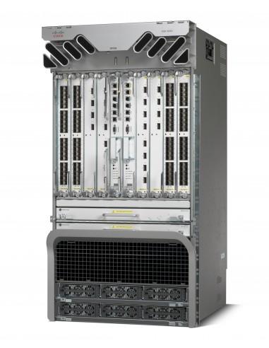 Cisco ASR-9010-AC-V2 nätverksutrustningschassin 21U Cisco ASR-9010-AC-V2= - 1