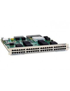 Cisco C6800-48P-TX= network switch module Gigabit Ethernet Cisco C6800-48P-TX= - 1