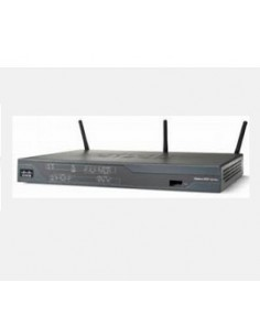 Cisco 867VAE Gigabitti Ethernet langaton reititin Cisco C867VAE-W-E-K9 - 1