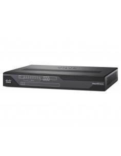 Cisco 892FSP langallinen reititin LAN (kiinteä) Musta Cisco C892FSP-K9 - 1