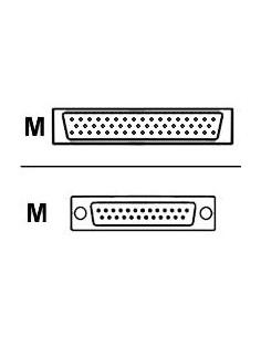 Cisco Smart Serial WIC2/T 26 Pin - RS530 D25 Male DTE Sininen Cisco CAB-SS-530MT= - 1