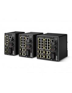 Cisco IE-2000U-8TC-G verkkokytkin Hallittu Fast Ethernet (10/100) Musta Cisco IE-2000U-8TC-G - 1