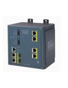 Cisco IE-3000-4TC-E verkkokytkin Hallittu L3 Fast Ethernet (10/100) Sininen Cisco IE-3000-4TC-E - 1