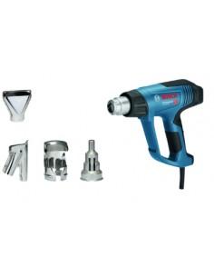 Bosch GHG 23-66 Kit Professional 500 l/min 650 °C 2300 W Black, Blue Bosch 06012A6301 - 1