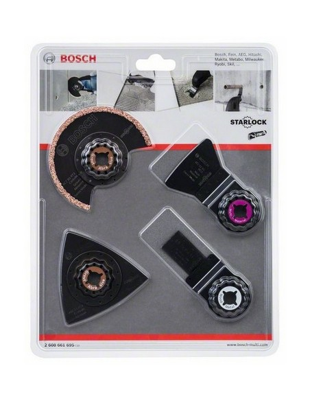 Bosch 2 608 661 695 multifunktions-verktygsfästen Bosch 2068661695 - 1