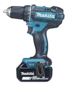 Makita DDF482RFJ borr 1900 RPM 1.5 kg Svart, Blå Makita DDF482RFJ - 1