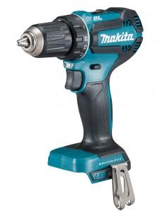Makita DDF485Z borr 1900 RPM utan nyckel 1.7 kg Svart, Blå Makita DDF485Z - 1