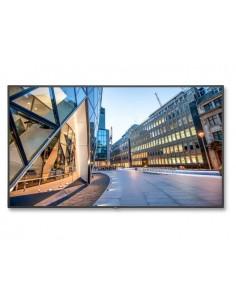 """NEC MultiSync CB861Q Platt skärm för digital skyltning 2.18 m (86"""") IPS 4K Ultra HD Svart Pekskärm Nec 60004825 - 1"""
