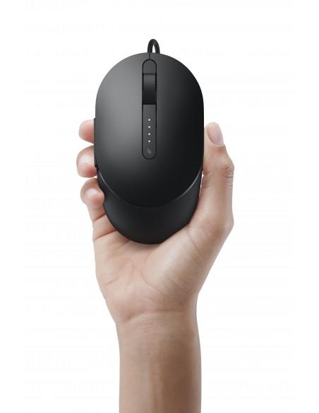 DELL MS3220 hiiri Molempikätinen USB A-tyyppi Laser 3200 DPI Dell MS3220 - 9