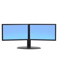 """Ergotron Neo Flex Dual Monitor Lift Stand 62.2 cm (24.5"""") Black Ergotron 33-396-085 - 1"""