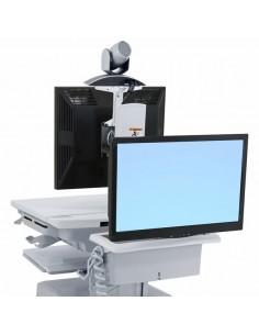 Ergotron 97-821 multimedialaitteiden kärry ja teline Valkoinen Multimediateline Ergotron 97-821 - 1