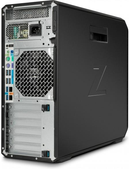 HP Z4 G4 W-2123 Tower Intel® Xeon W 32 GB DDR4-SDRAM 512 SSD Windows 10 Pro for Workstations Työasema Musta Hp 6QN91EA#UUW - 7