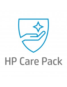 HP 3 year Care Pack w/Standard Exchange Hp UH761E - 1