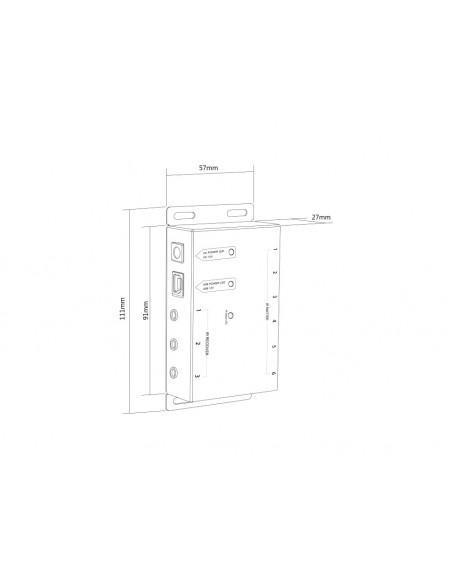 Multibrackets 3237 kauko-ohjaimen laajennin Multibrackets 7350022733237 - 6
