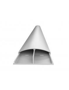 Multibrackets 3831 kaapelisuojain Kaapelin hallinta Metallinen Multibrackets 7350022733831 - 1