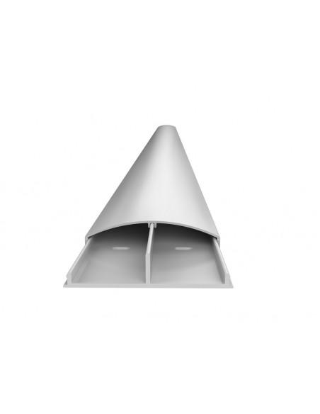 Multibrackets 3879 kaapelisuojain Kaapelin hallinta Metallinen Multibrackets 7350022733879 - 2